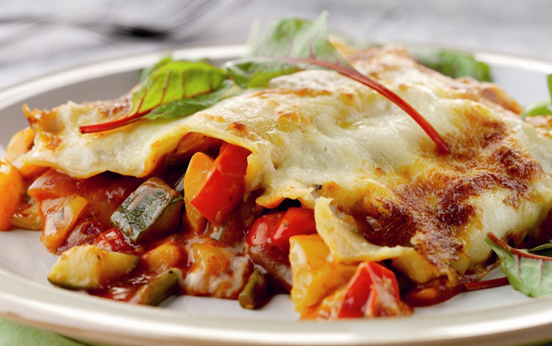 Summer vegetable lasagne recipe - goodtoknow