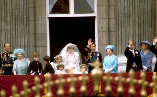 Charles and Diana's Royal Wedding