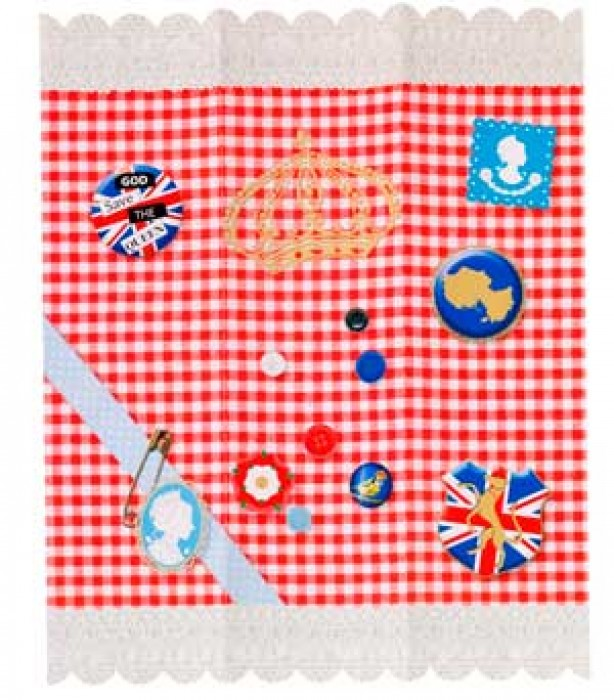 Royal Wedding napkins