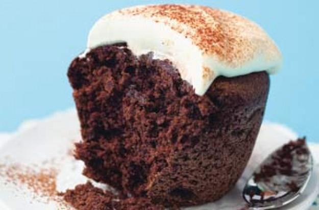 Cappucino cakes
