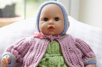 Free Knitting Patterns For Dolls Clothes : Baby Doll Clothes Patterns Free Car Interior Design