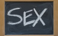 sex, sex and relationships, chalkboard, sex letters