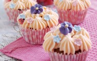 cupcakes, fruit cupcakes,