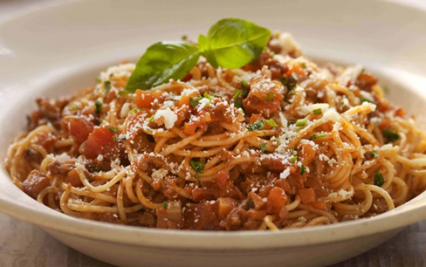 Ultimate spaghetti Bolognese