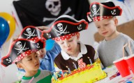 pirate, birthday party