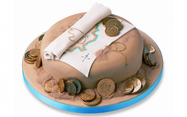 pirate, pirate party, pirarte cake, birthday cake, cake, theme cake,