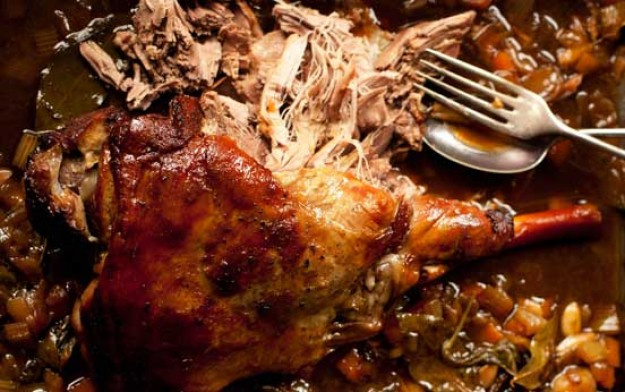 roast lamb, lamb dinner