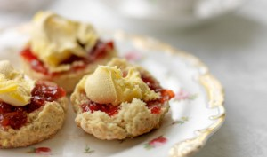 Rosemary Shrager's scones