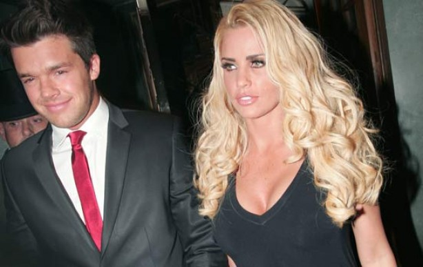 Katie Price in 2011