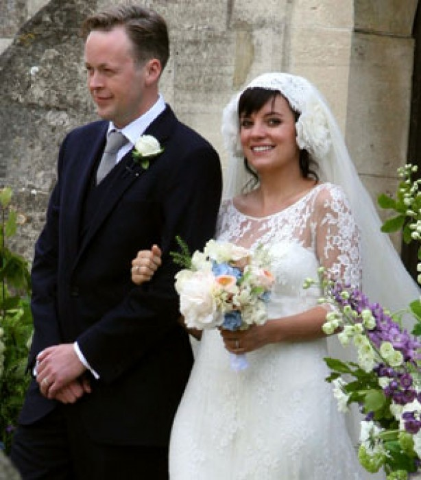 celebrity wedding, sam cooper,