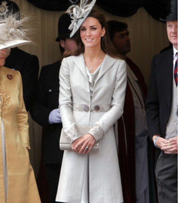 Kate Middleton: 2011