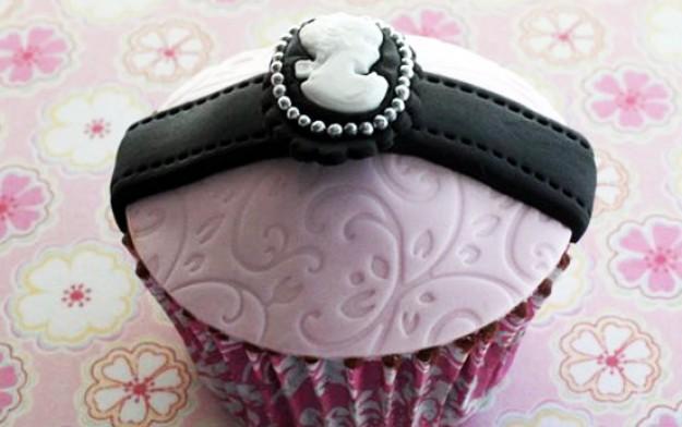 Victorian cupcakes