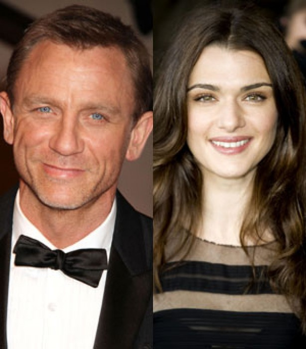 celebrity wedding, marriage, celeb wedding, wedding, daniel craig, rachel weisz,