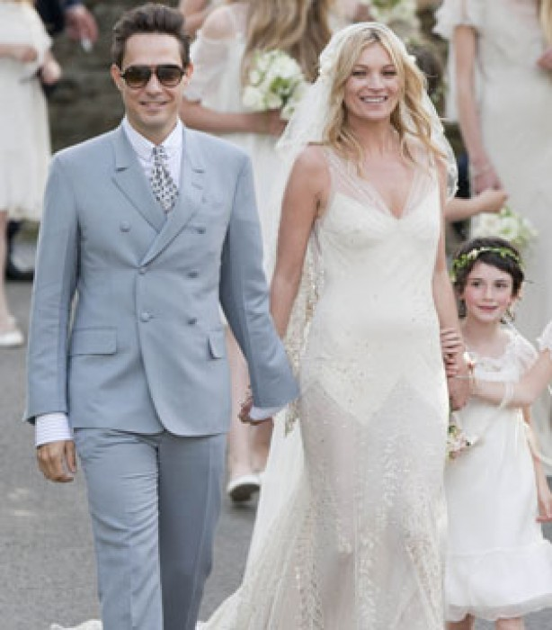 kate moss, wedding, celebrity wedding,