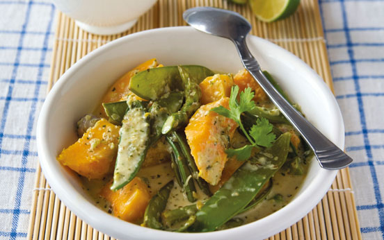 Vegetable Thai green curry recipe - goodtoknow