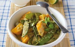thai, green curry, recipe,