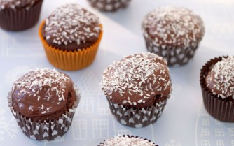 Chocolate mocha coconut muffins recipe - goodtoknow