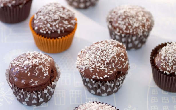 coconut muffins we just love these chocolate mocha coconut muffins ...