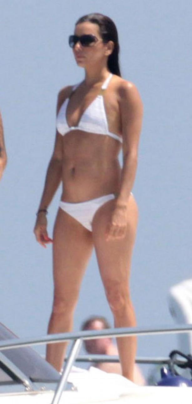 Eva, bikini, beach, celebrity bikini, celebrity body