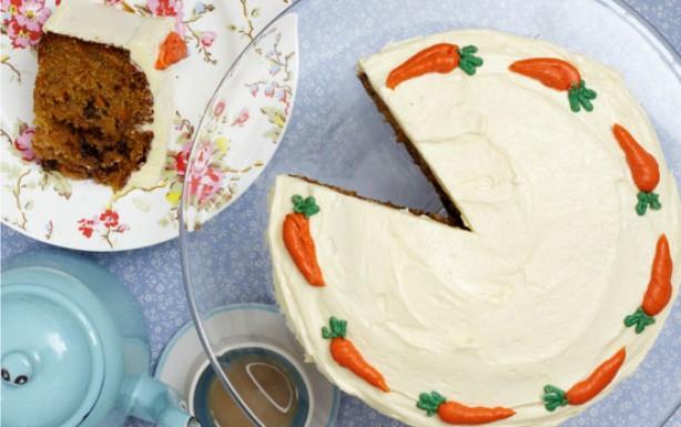 Ella Valentine, carrot cake, cake