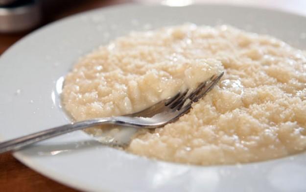 Recipes, risotto alla parmigiana