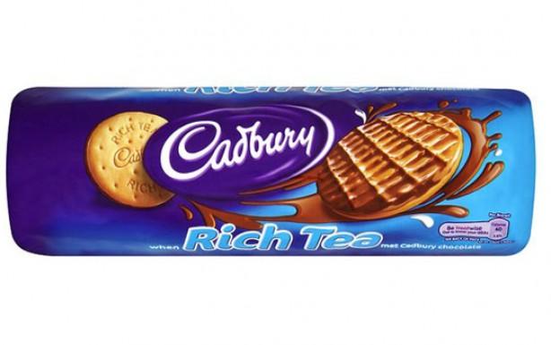 Cadbury Chocolate Rich Tea