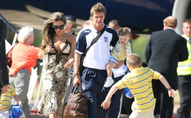 The Beckham family album: 2006