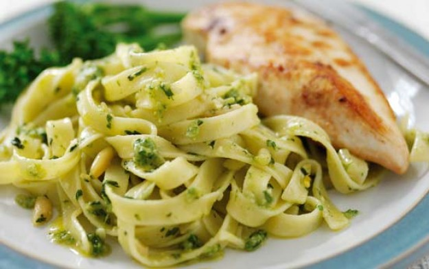 Pesto chicken recipe