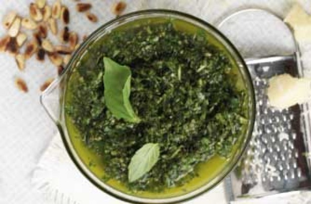How to freeze pesto