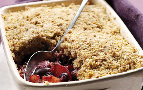 Let's get ready to crumble!