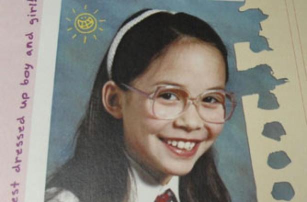 Young Myleene Klass