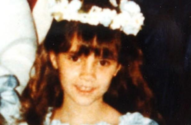 Young Victoria Beckham