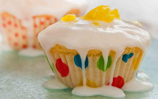 Sam's lemon sherbert cupcakes recipe