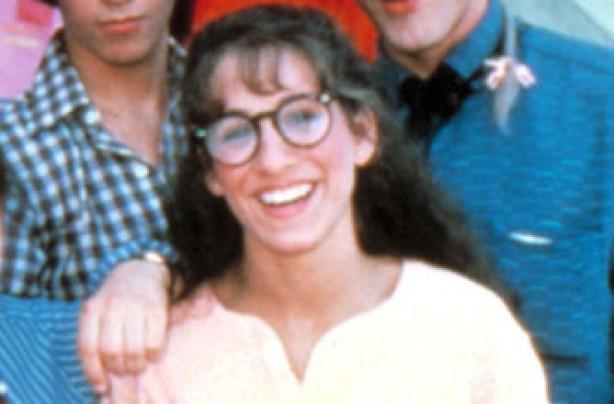 Young Sarah Jessica Parker