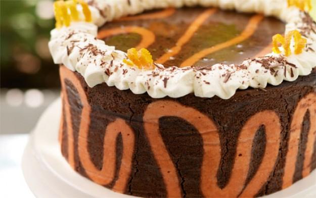 Chocolate orange cake recipes uk