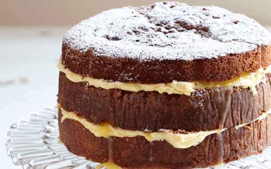 Mich Turner Carrot Cake Recipe