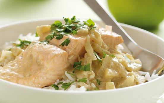Phil Vickery's Thai green fish curry recipe - goodtoknow
