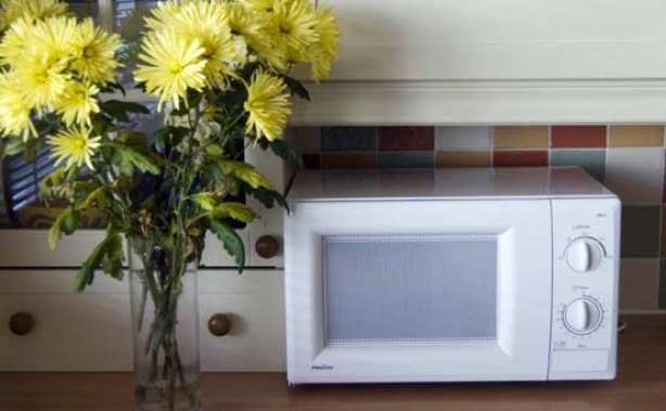 Household bills: Use your microwave