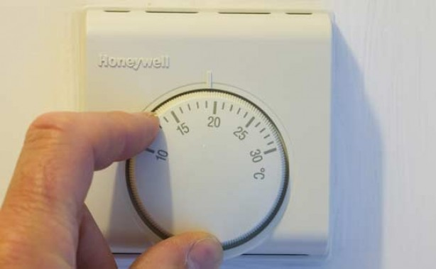 Household bills: Thermostat