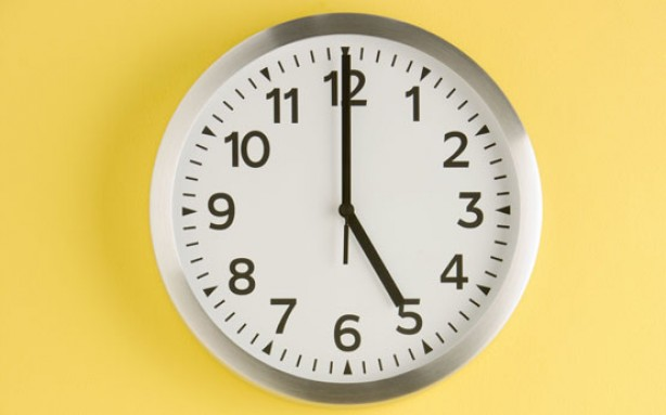 diet myths, diet, ose weight, 5pm, clock face, time, 5 o'clock