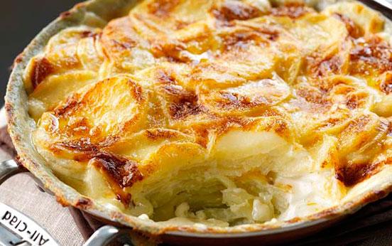 50 ways with potatoes
