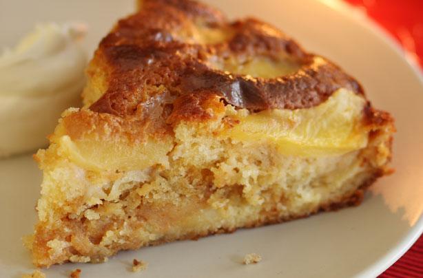 Cook Italian Farina Cake