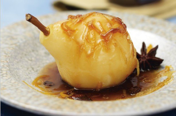 Luscious pears with a hint of spice is very tasty and easy to cook.It is cheap, quick and easy to cook.