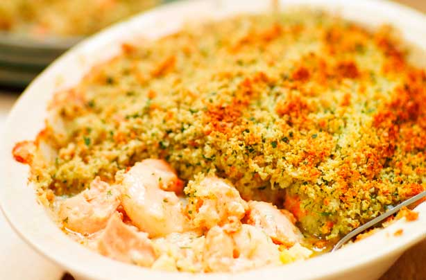 jo pratt 39 s fish crumble recipe goodtoknow