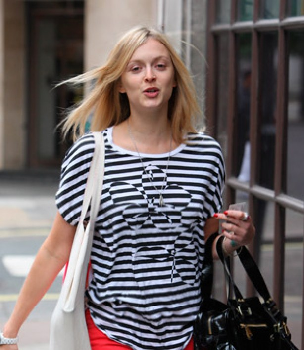 Fearne Cotton, no make-up
