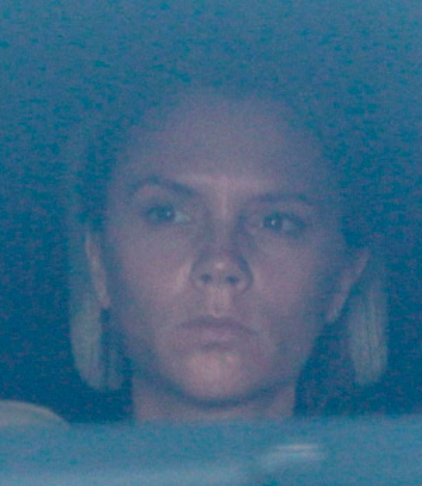 Victoria Beckham, no make-up
