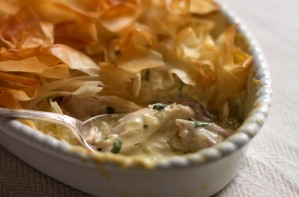 Chicken and tarragon, Hairy Bikers'