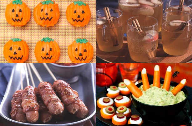 Food: halloween food ideas