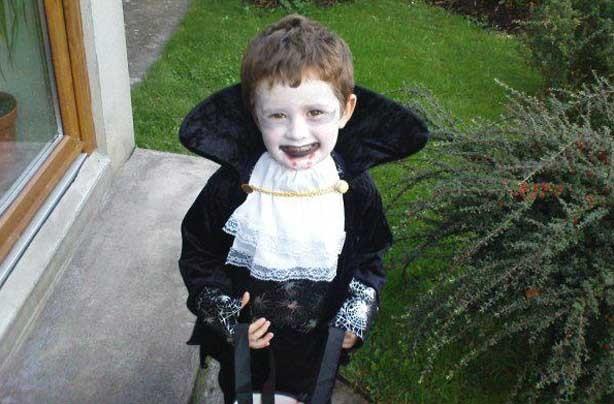 Lucyanna's spooky snap