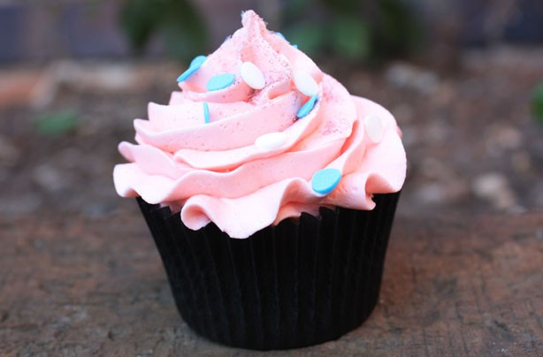Holly Bell cupcakes